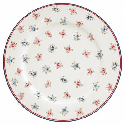 Greengate Dinerbord Hailey wit