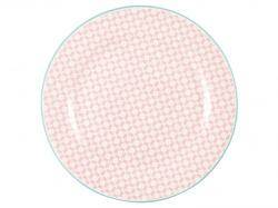 GreenGate Plate 20 cm Helle Pale Pink