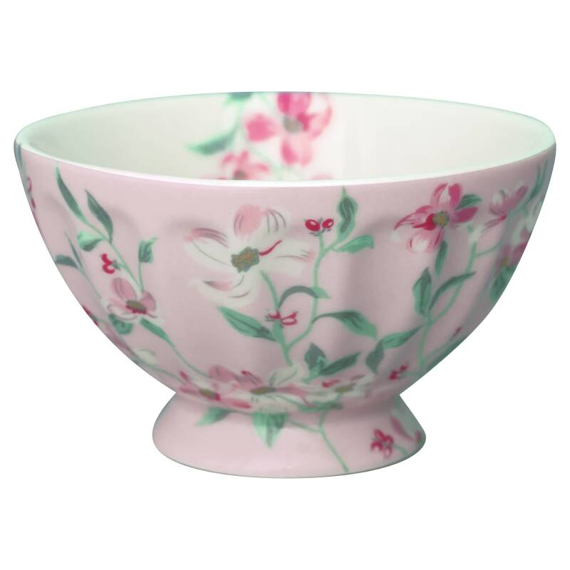 GreenGate French Bowl Medium Jolie Pale Pink