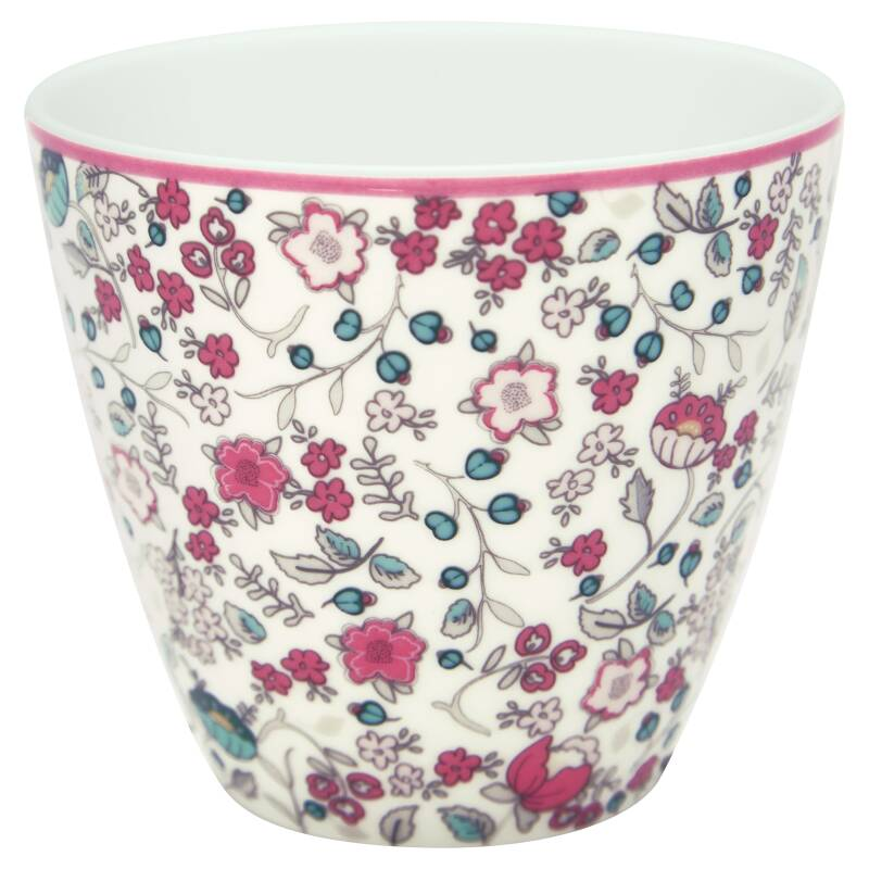 GreenGate Latte Cup Miley White