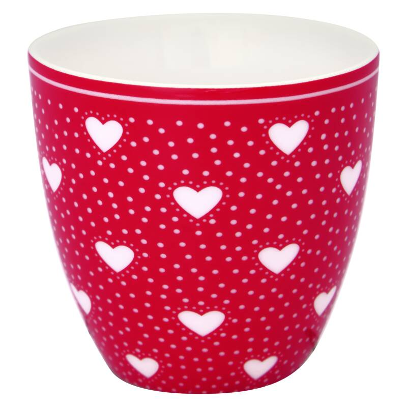 GreenGate Mini Latte Cup Penny Red
