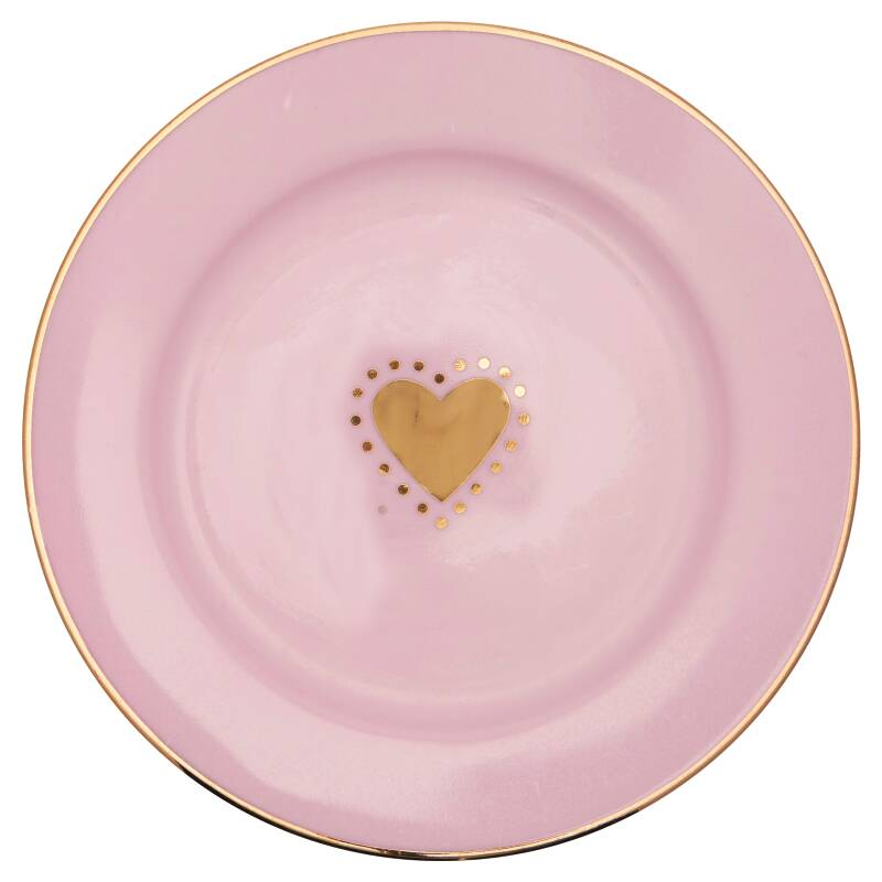 GreenGate Small Plate Penny Gold