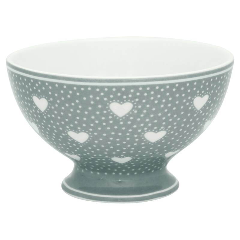 GreenGate Snack Bowl Penny Grey