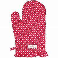 GreenGate grill glove haven red8.85