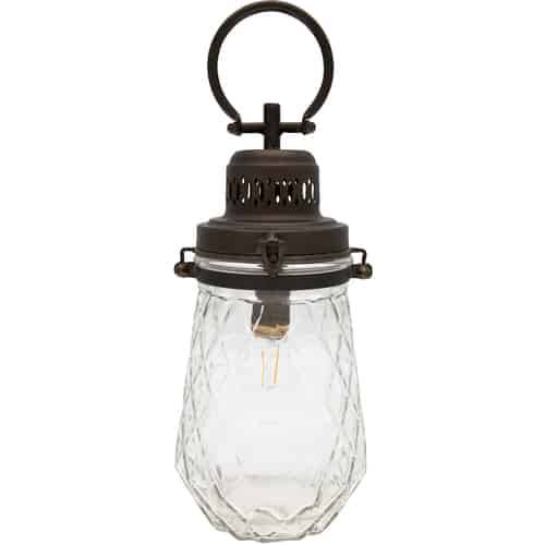 GreenGate Lamp Check Clear with Handle