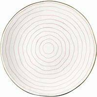 Greengate Dinner plate sally pale pink