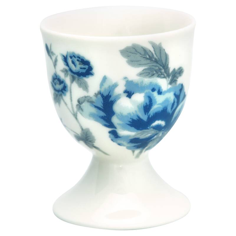 GreenGate Egg Cup Charlotte White