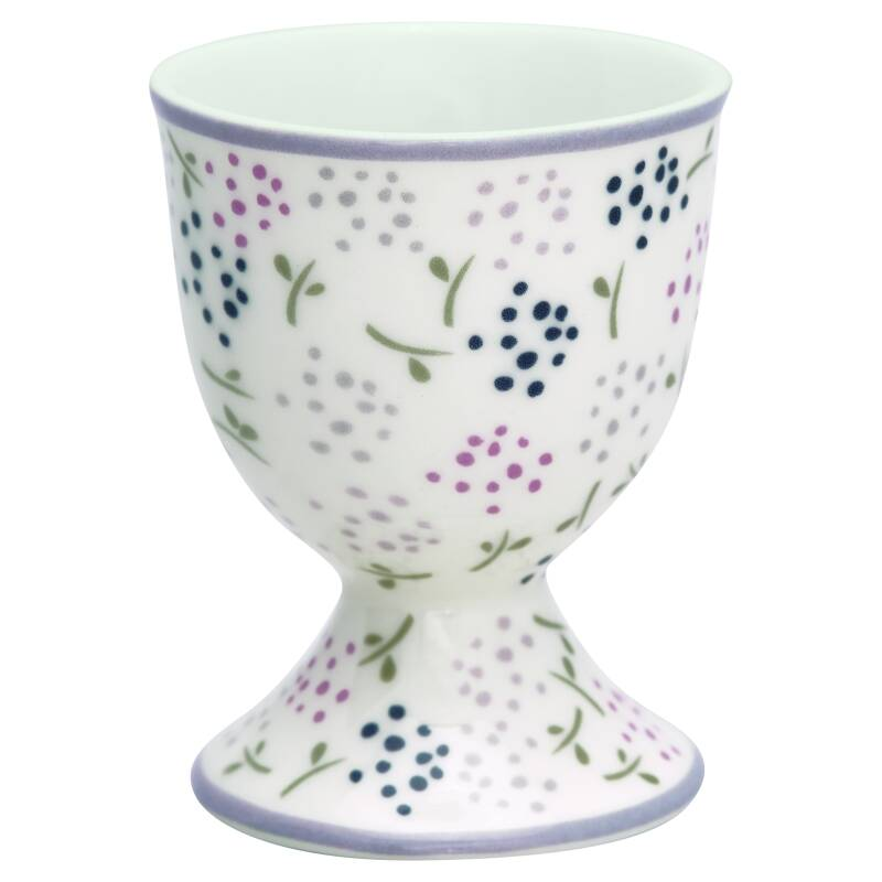 GreenGate Egg Cup Ginny White