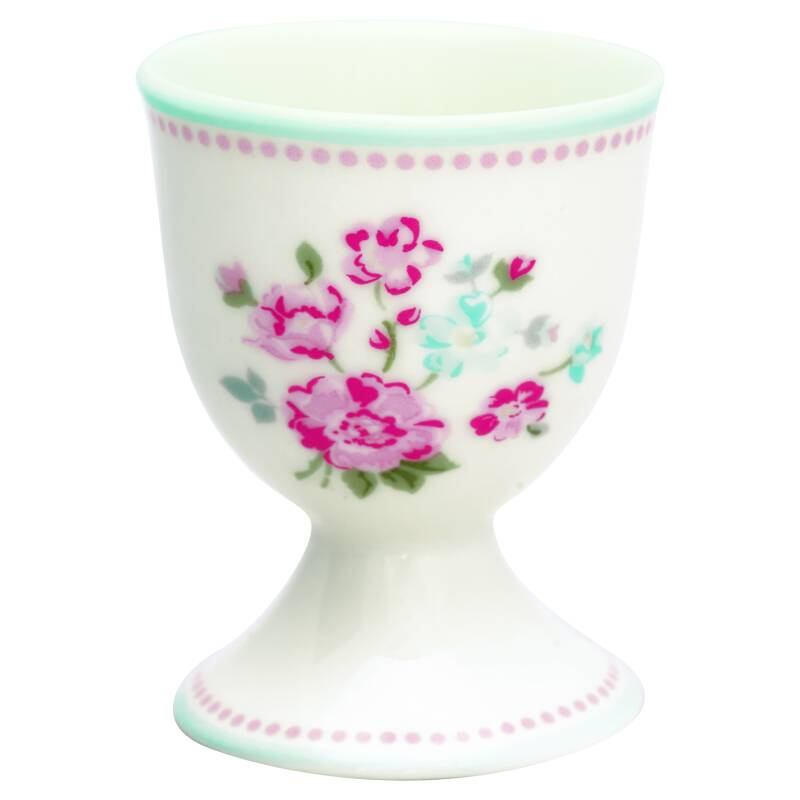 GreenGate Egg Cup Sonia White