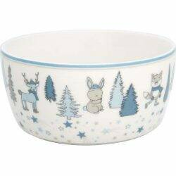 GreenGate Kids Bowl Forrest Pale Blue
