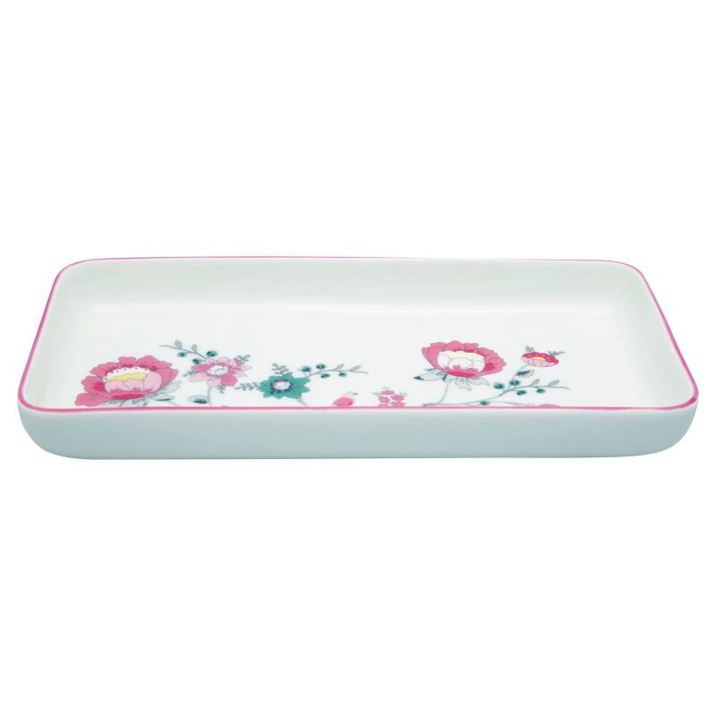 GreenGate Plate / Small Tray Sienna White