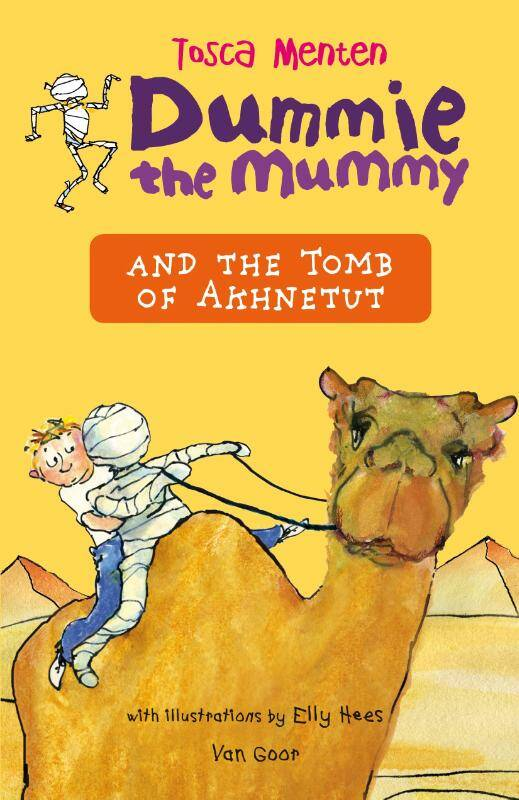 Dummie the Mummy and the Tomb of Akhnetut dl 2