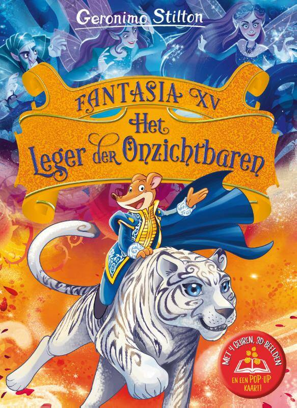 Geronimo Stilton. Fantasia XV