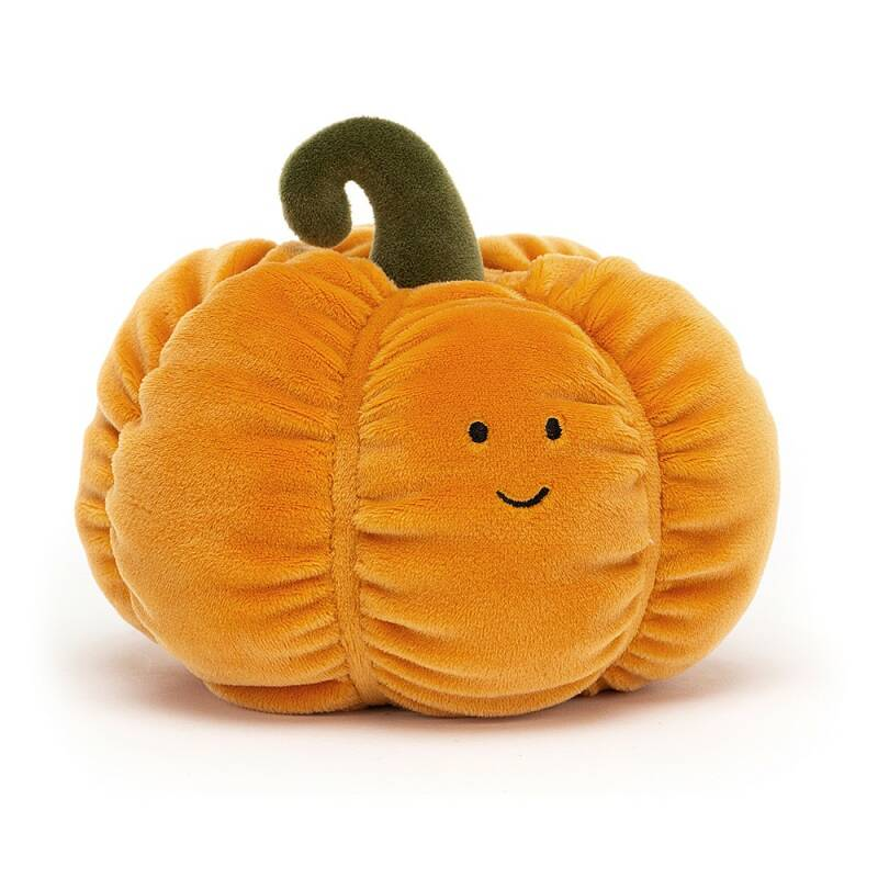 Jellycat. Vivacious Vegetable Pumpkin