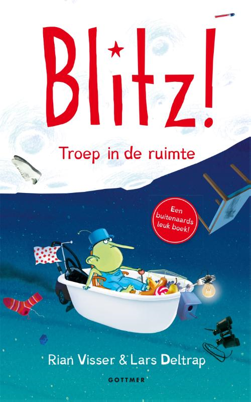 Blitz. Troep in de ruimte dl 3 AVI M4