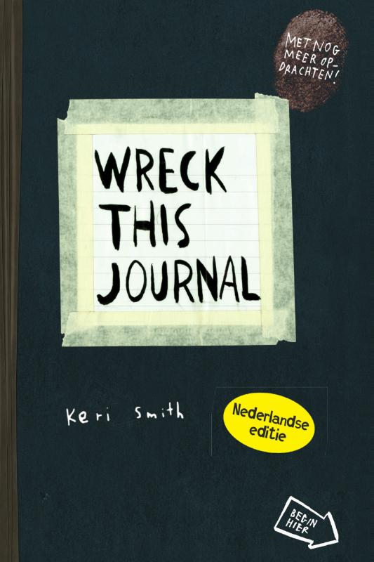 Wreck this journal diverse