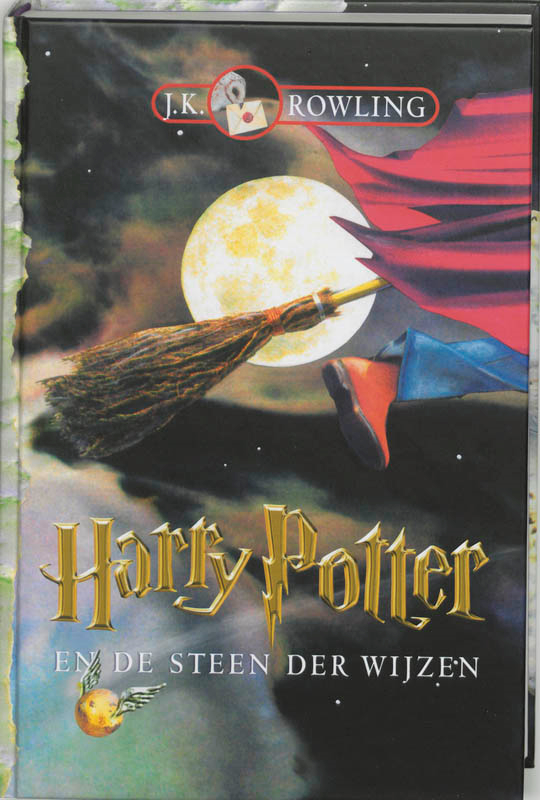 Harry Potter. Steen der wijzen dl 1 (15+)