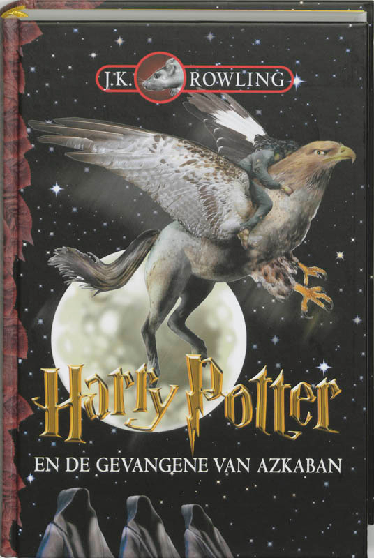 Harry Potter en de gevangene van Azkaban dl 3 (15+)