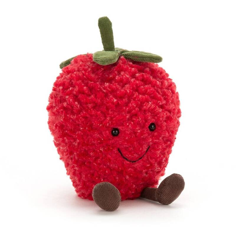 Jellycat. Amuseable strawberry