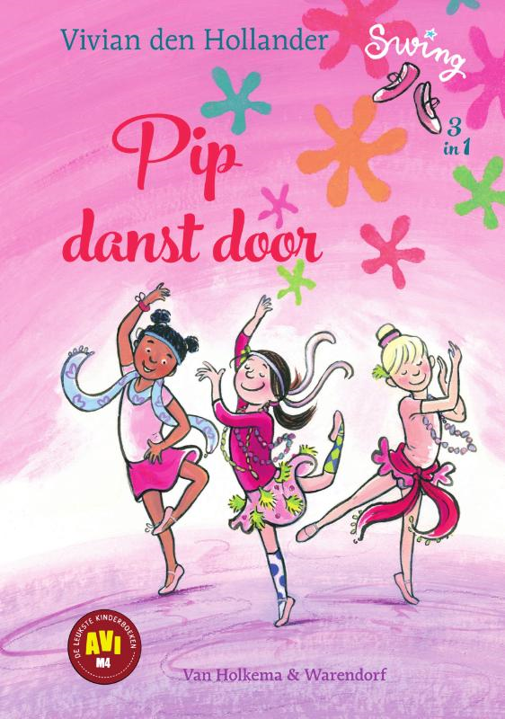 Pip danst door. 3 in 1. M4
