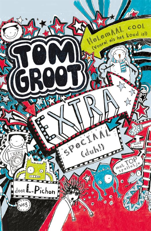 Tom Groot. Extra speciaal (duh!) dl 6