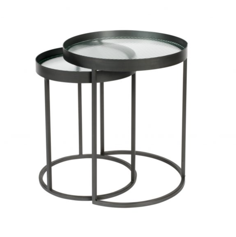 Bijzettafel - Boli side table set of 2