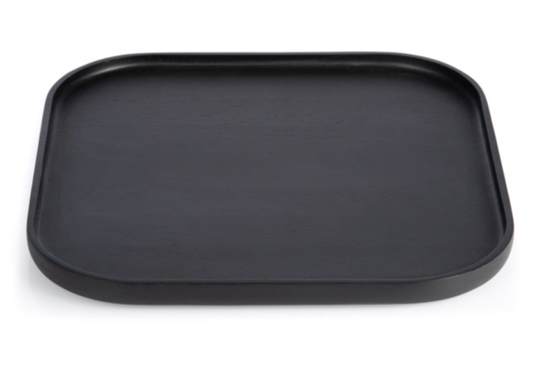 Plateaus / Valet - XLBOOM - NERO TRAY SQUARE LARGE