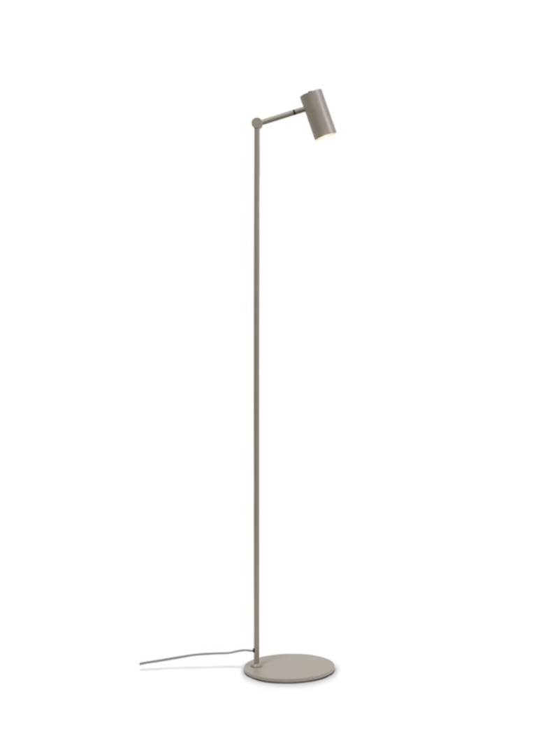 Floor lamp iron Montreux LED sand