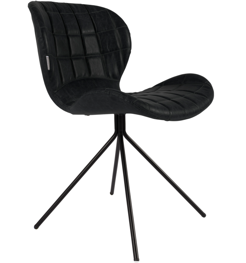 Stoel - OMG LL chair - Showroom model - Zwart
