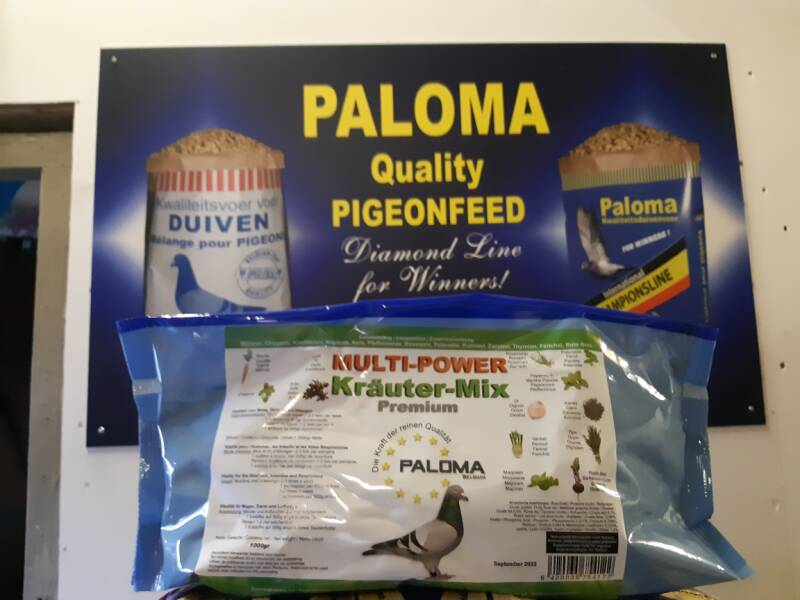 Paloma MULTI-POWER Kruiden-Mix 1000gr