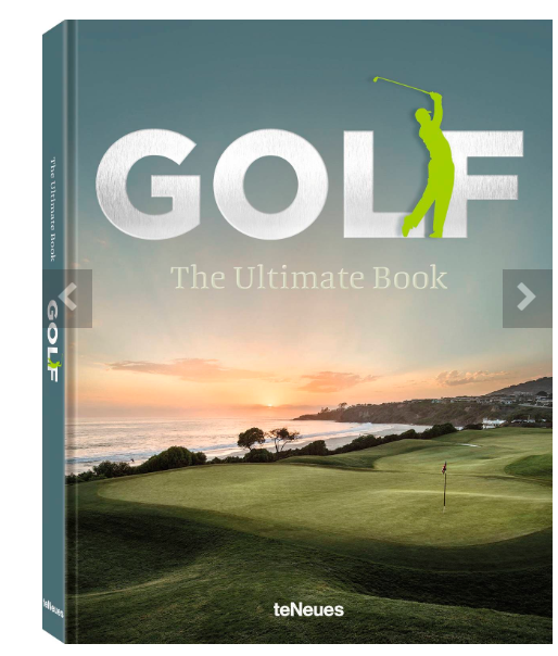 Golf- The ultimate book