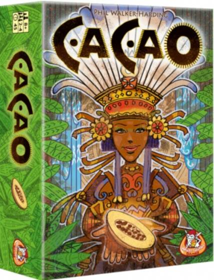 Cacao Bordspel ( White Goblin Games)