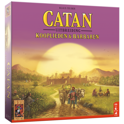 Catan: Kooplieden & Barbaren - Bordspel 999-KOL20B