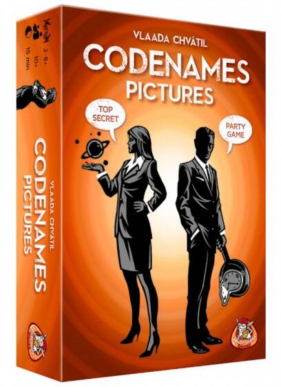 Codenames Pictures ( White Goblin Games)