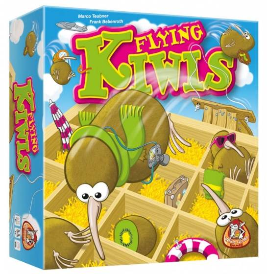 Flying Kiwi Kinderspel ( White Goblin Games)
