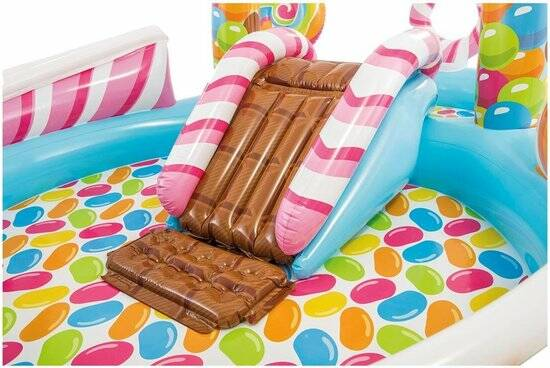 Kinderzwembad Candy Zone 295 x 191 x 130 cm Intex