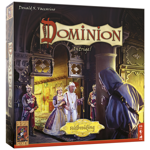 Dominion: Intrige - Kaartspel 999-DOM03N