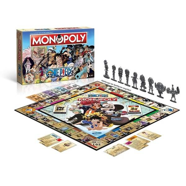Monopoly One Piece (en)