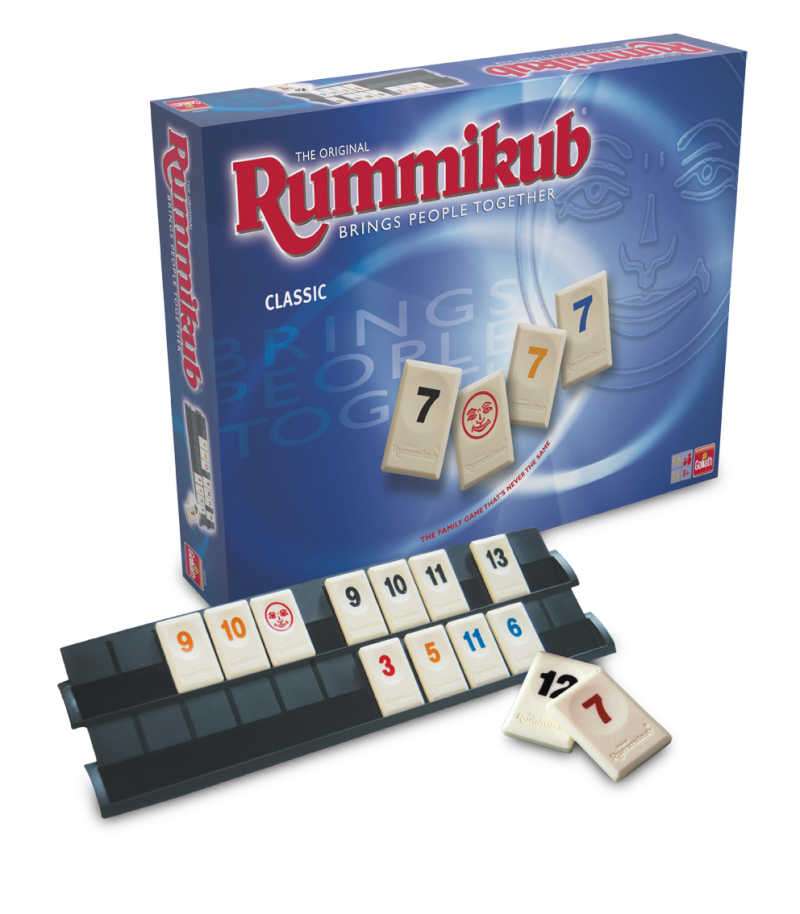 Huurspel Rummikub The Original Classic