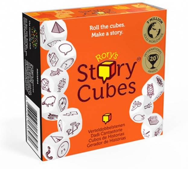 Rory's Story Cubes: Original ( Asmodee)