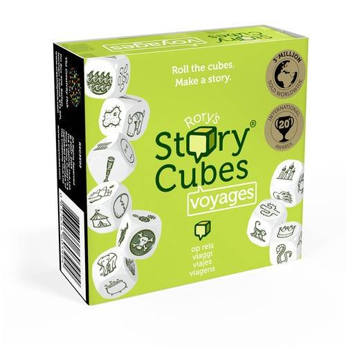 Rory`s Story Cubes: Voyages ( Asmodee)