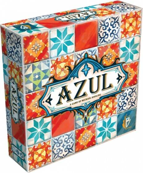 Plan B Games bordspel Azul
