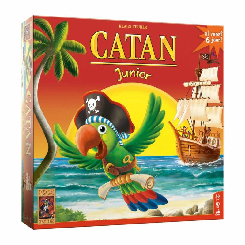 Catan - Junior 999 Games