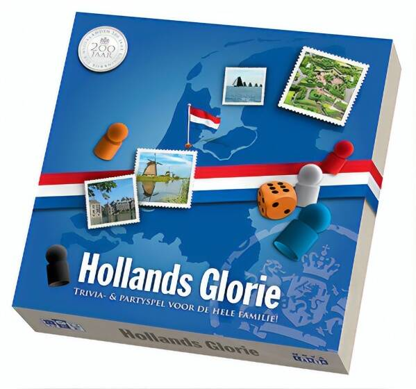 Bordspel Hollands Glorie ( Nova Carta)