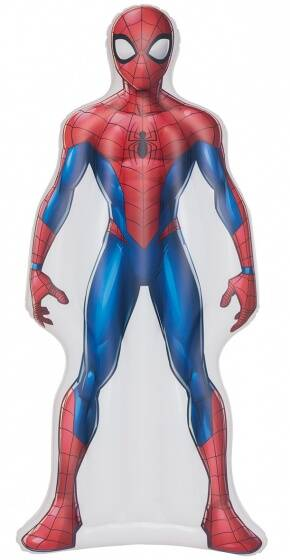 Happy People luchtbed Marvel Spider-Man 173 x 77 cm rood