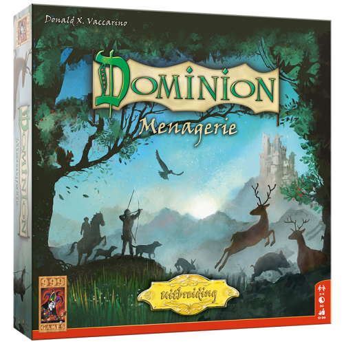 Dominion Menagerie - Kaartspel 999-DOM28