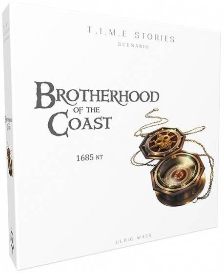 Asmodee uitbreiding T.i.m.e. Stories: Brotherhood of the Coast (en)