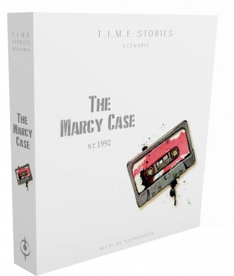 Asmodee uitbreiding T.i.m.e. Stories: The Marcy Case (en)