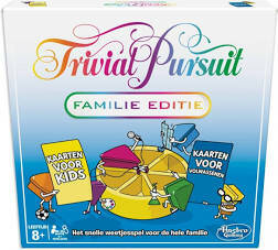 Huurspel Trivial pursuit familie editie