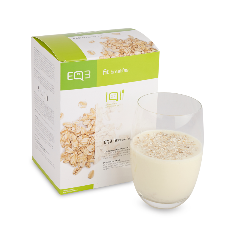 EQ3 Fit Breakfast 7 zakjes